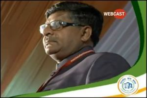 Ravi Shankar Prasad Webcast - Part II