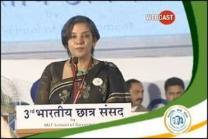 Shabana Azmi Webcast - Part II