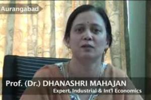 Dr. Dhanashri Mahajan Webcast (Part1)