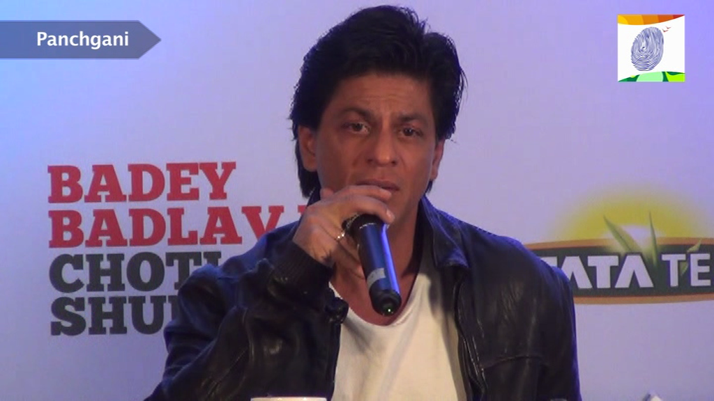 Shahrukh Khan on International Women's Day